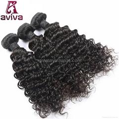 "Brazilian Virgin Hair Deep wave 20"""