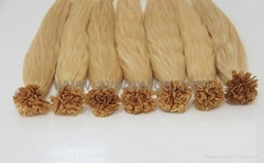 "Flat Tip hair extension20""- Italian Keratin Pre-Bonded"