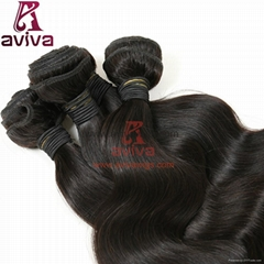 Brazilian virgin hair  Body Wave 24""