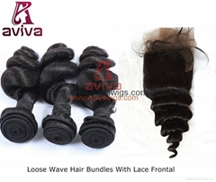 Brazilian virgin hair  L