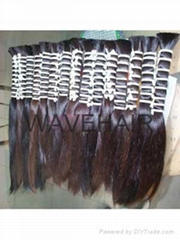 100% Virgin Remy Human  Hair Extension 20""