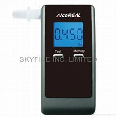 專業電化學酒測儀