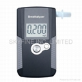 Breathalyzer with DOT and FDA approved