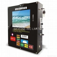 投幣式酒精測試儀-LCD