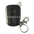Smartphone Breathalyzer with
