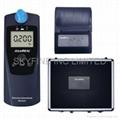 警用电化学酒测仪含无线打印功能 2