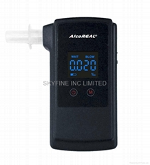 Breathalyzer with European EN16280 certified