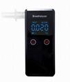 Breathalyzer with Fuel-Cell Sensor