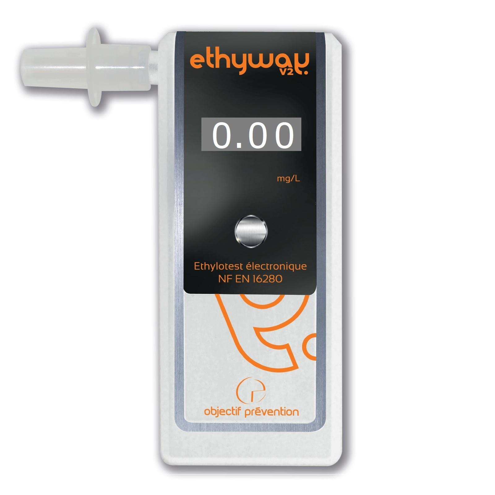 NF French certified Breathalyzer