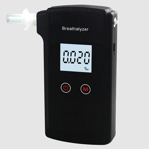 歐盟及台灣CNS15988認證電化學酒測儀 1