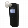 Fast Screening Breathalyzer with Fuel Cell Sensor