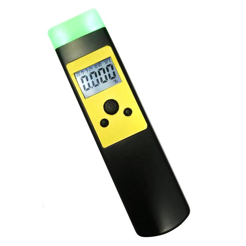 Quick Screening Breathalyzer with Fuel Cell Sensor