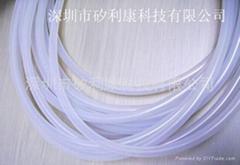 絕緣阻燃硅膠管