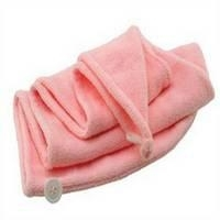 hair drying twist towel