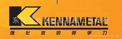 美國肯納KENNAMETAL刀片