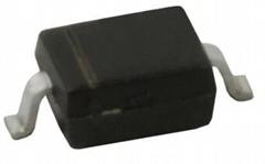 静电保护装置  表面贴装 SOD-323双向TVS瞬变二极管