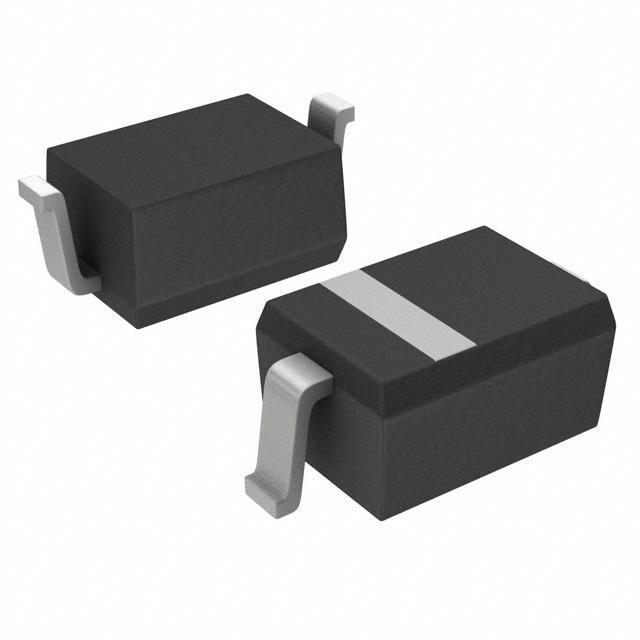 3.3V用于宽带保护的低电容二极管阵列GBLC03C 3