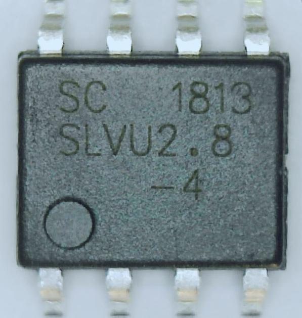 S  U2.8-8瞬态抑制二极管阵列 1