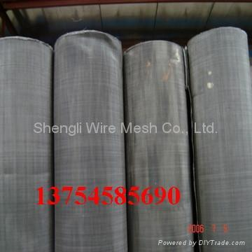 Black Wire Cloth 4