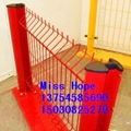 ga  anzied and pvc wire mesh fence