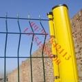 镀锌或喷塑护栏网