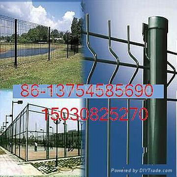 ga  anzied and pvc wire mesh fence 5
