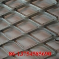 galvanized expanded metal sheet