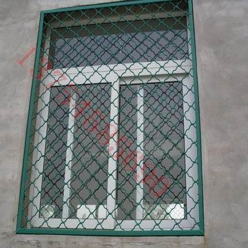 ga  anized and pvc Guarding mesh 5
