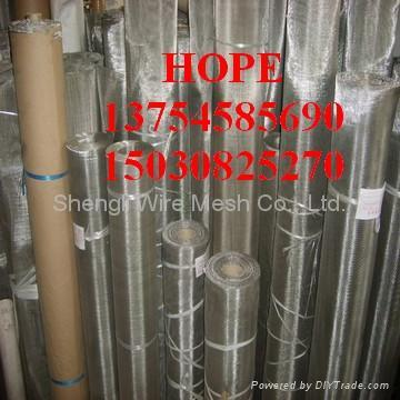 302 202 304 316 stainlesss steel wire mesh