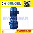 Q series planetary gearbox gear unit gear reducer gear motor