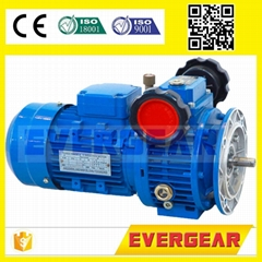 MB series variable speed reducer variable gear box variable gearbox