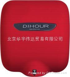 批发零售DIHOUR(迪奥)DH2800 不锈钢感应高速干手 1
