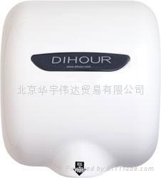 批发零售DIHOUR(迪奥)DH2800 不锈钢感应高速干手 2
