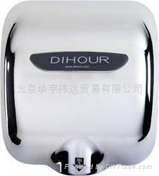 批发零售DIHOUR(迪奥)DH2800 不锈钢感应高速干手 3