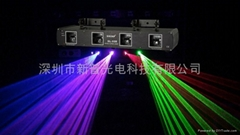 SHINP 960mW BPRG four lens laser light DL-55B