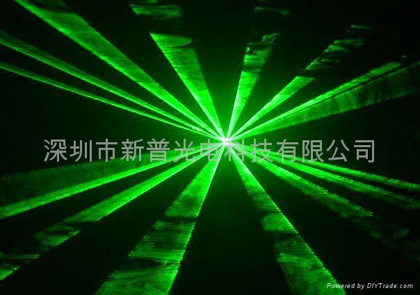 30mW Single Green Laser Light SL 1 SHINP China