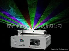 760mW Color RGB laser light