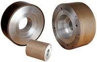 resin bond Centerless grinding wheel for pdc machining