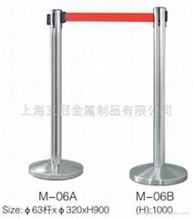 一米线隔离带活动护栏