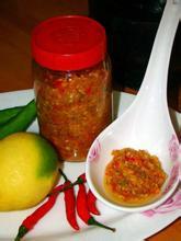 辣椒醬 1
