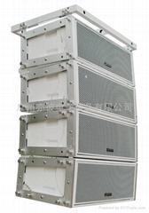 LR-710雙10寸線性陣列音箱