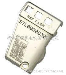 杭州天然气瓶检测专用气动打标机 4