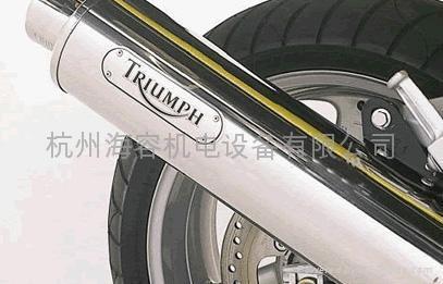 杭州天然气瓶检测专用气动打标机 3
