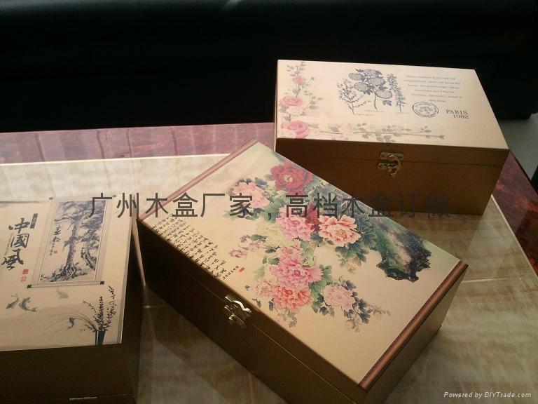 廣州高檔紅酒木盒 2