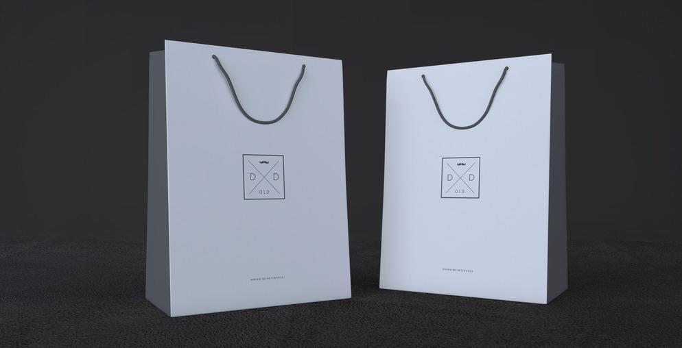 牛皮纸袋印刷 2