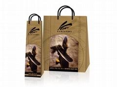 广州企业宣传展会纸袋印刷
