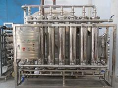 超濾膜濃縮分離設備