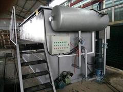气浮一体化污水处理设备