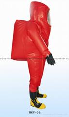 重型防化服(一級化學防護服)
