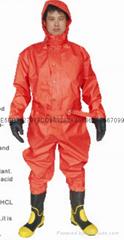 轻型防化服(二级化学防护服)